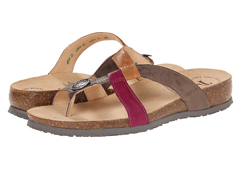 Think! - Julia Damen - 84334 (Kred/Kombi) Women's Sandals