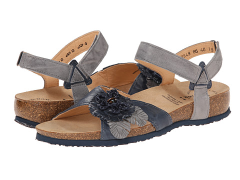 Think! - Julia Damen - 84349 (Water/Kombi) Women's Sandals