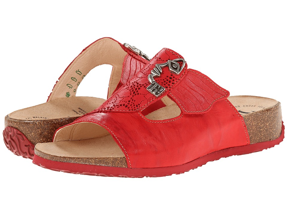 Think! - Mizzi Damen - 84353 (Kirsch/Kombi) Women's Sandals
