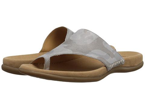 Gabor - Gabor 2.3700 (Visone Military Metallic) Women's Sandals