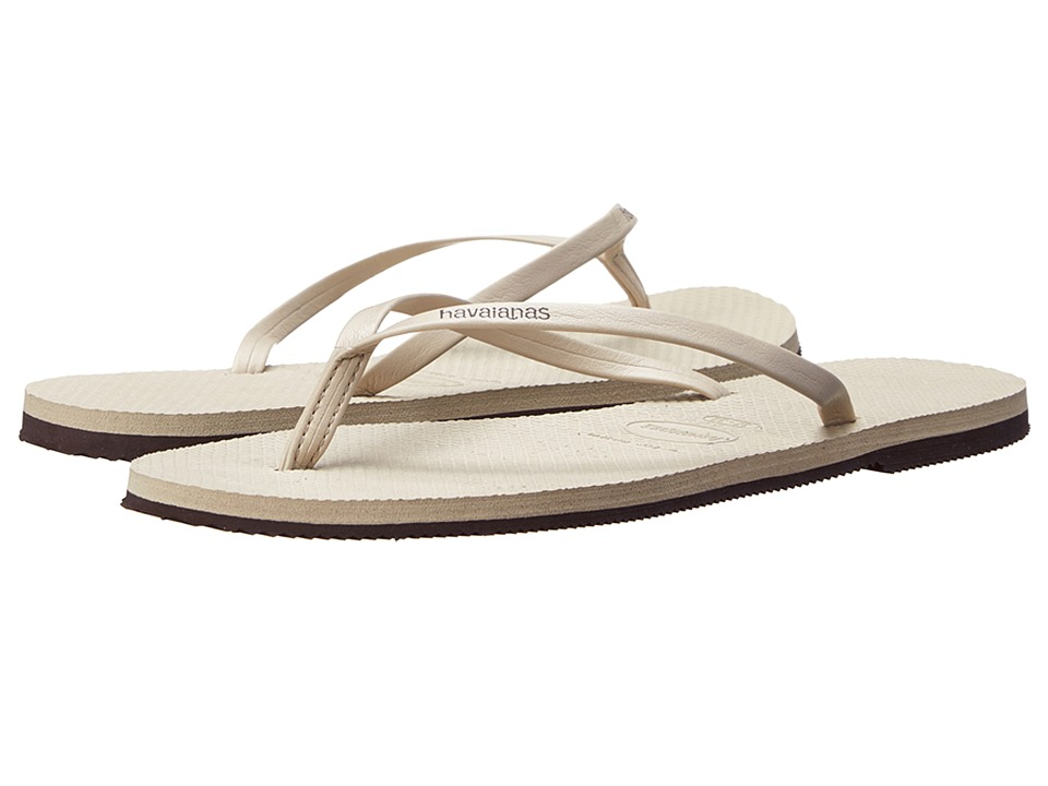 Havaianas - You Flip Flops (Sand Grey) Women's Sandals