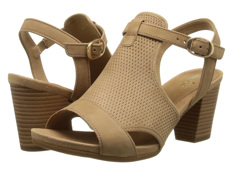 Gabor - Gabor 2.5550 (Cuoio Used Nubuck) High Heels