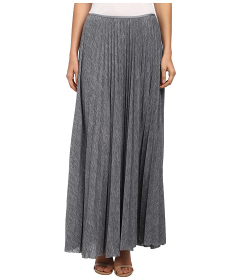 Theory - Miklo Skirt (Melange Grey) Women's Skirt