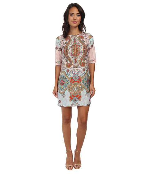 Brigitte Bailey - Lola Shift Dress (Paisley) Women's Dress