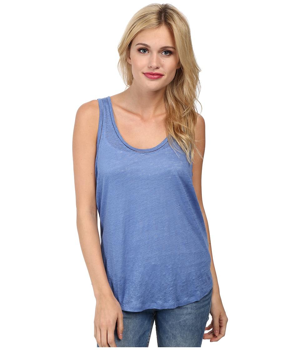 Paige - Jessa Tank (Blue Yonder) Women's Sleeveless