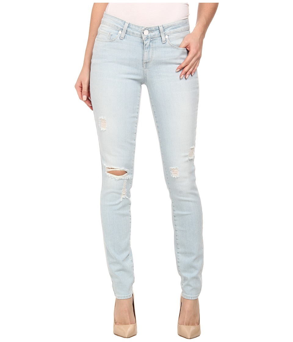 Paige - Verdugo Ultra Skinny in Powell Destructed (Powell Destructed) Women's Jeans