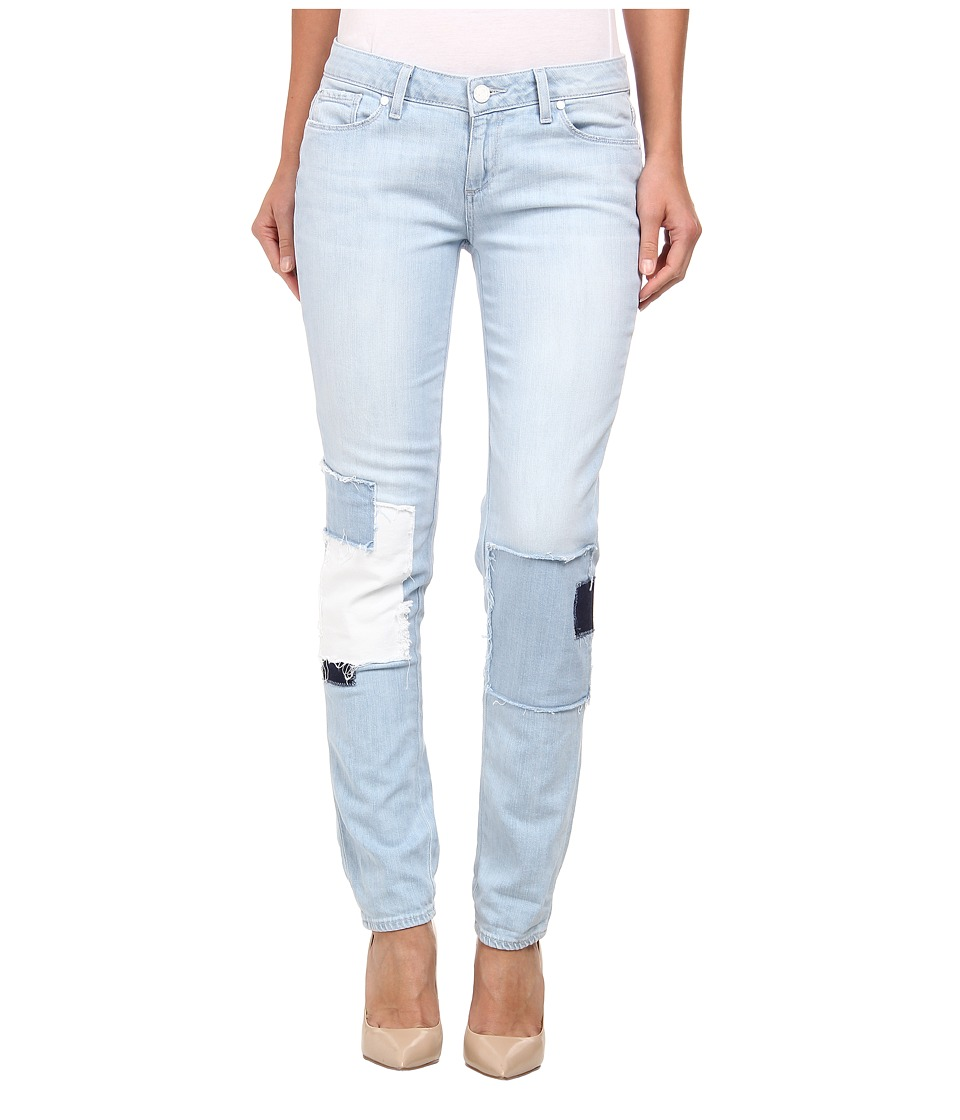 Paige - Jimmy Jimmy Skinny in Powell with Patches (Powell with Patches) Women's Jeans