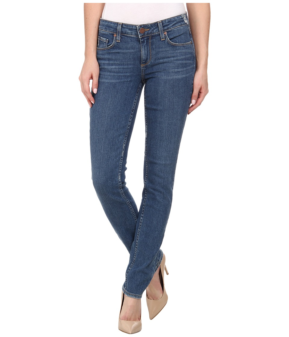 Paige - Skyline Skinny with Caballo Inseam in Mira (Mira) Women's Jeans