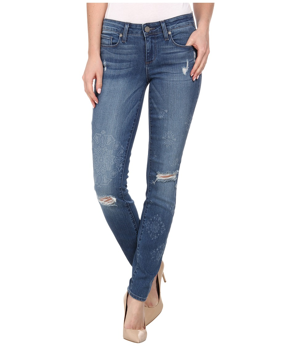 Paige - Verdugo Ultra Skinny in Paneled Cairo (Paneled Cairo) Women's Jeans