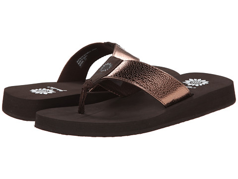 Yellow Box - Savana (Bronze) Women's Sandals
