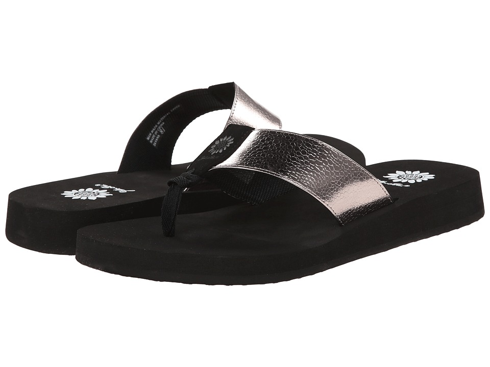 Yellow Box - Savana (Pewter) Women's Sandals