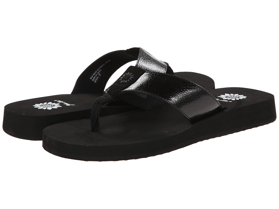 Yellow Box - Savana (Black) Women's Sandals