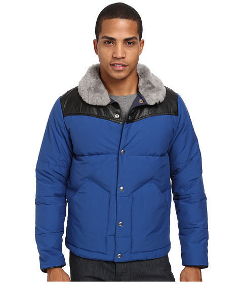 Penfield - Rockwool Down Insulated Jacket (Cobalt) Men