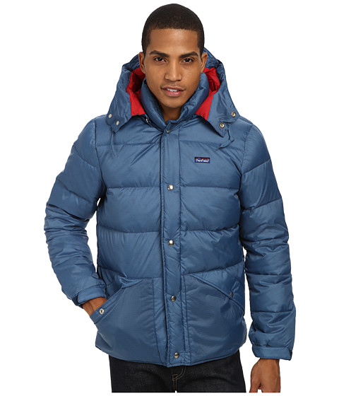 Penfield - Bowerbridge Down Insulated Jacket (Petrol) Men's Coat
