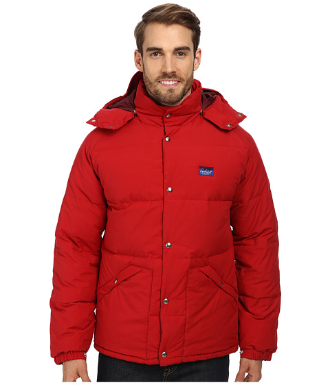 Penfield - Summit Down Insulated Parka (Deep Red) Men's Coat