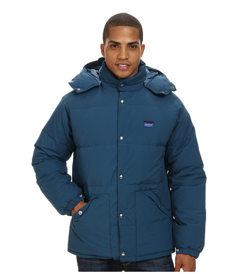 Penfield - Summit Down Insulated Parka (Petrol) Men's Coat