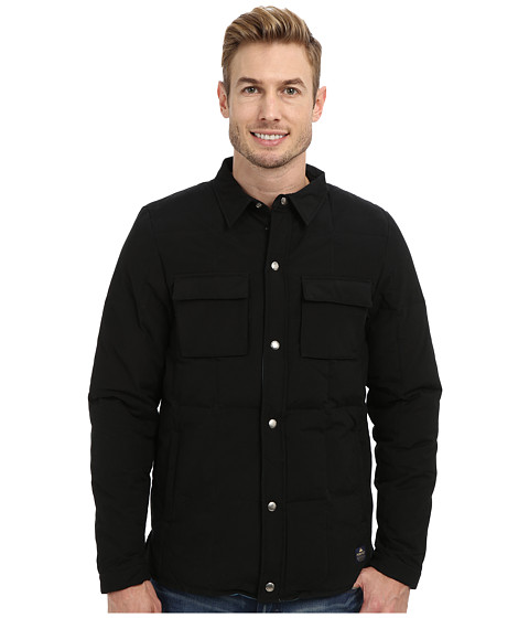 Penfield - Loring Down Insulated Shirt (Black) Men