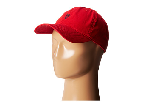 UPC 804371190625 product image for U.S. POLO ASSN. Washed Twill Adjustable  Baseball Cap (Red ... 5169714a50bf