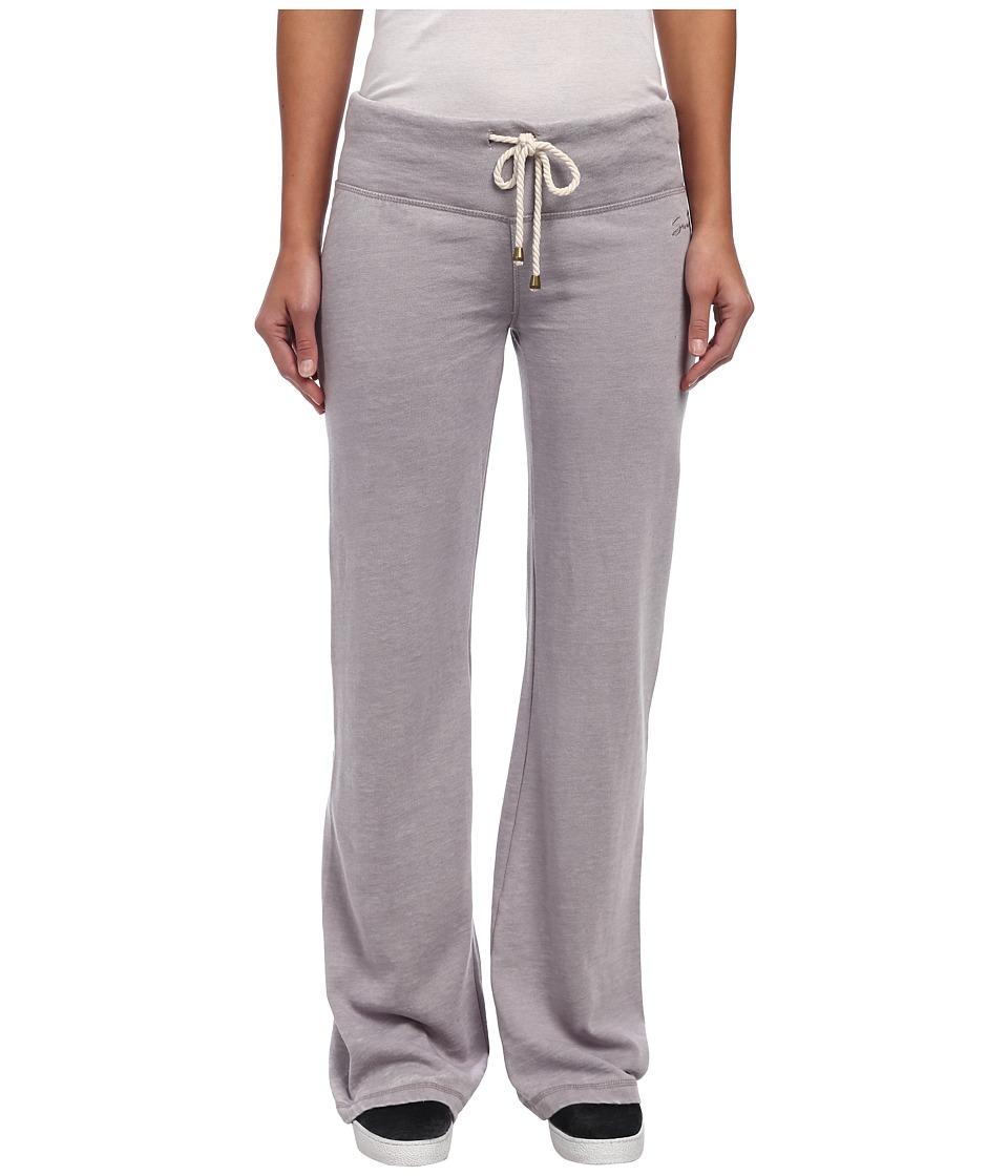 Seven7 Jeans - Burnout Flare Pant (Pale Grey) Women
