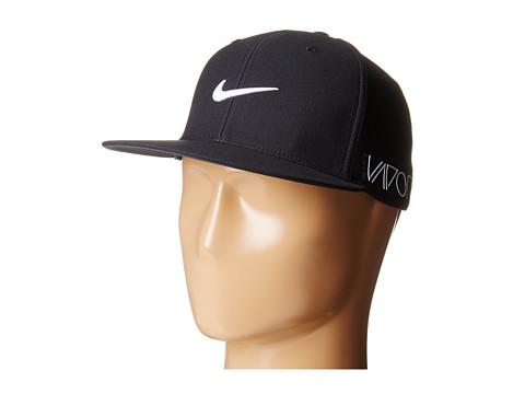 Nike Golf - True Tour Cap (Black/Black/White Multi Snake) Caps