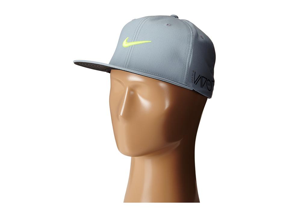 Nike Golf - True Tour Cap (Dove Grey/Dove Grey/Volt) Caps