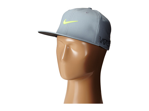 Nike Golf - True Tour Cap (Dove Grey/Dove Grey/Volt) Caps