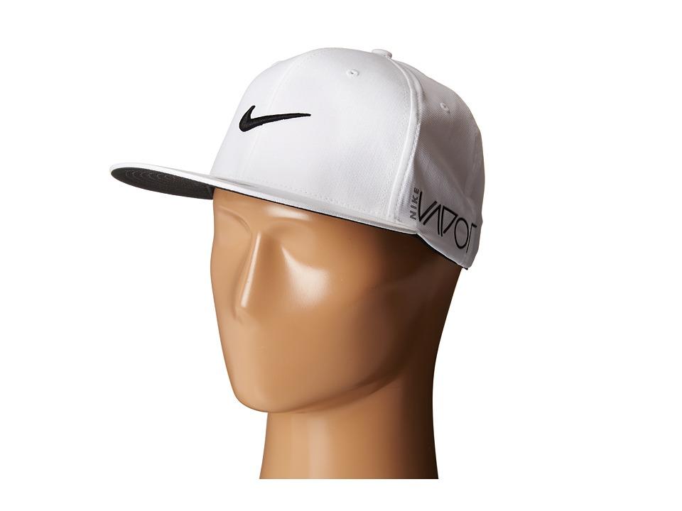 Nike Golf - True Tour Cap (White/White/Black) Caps