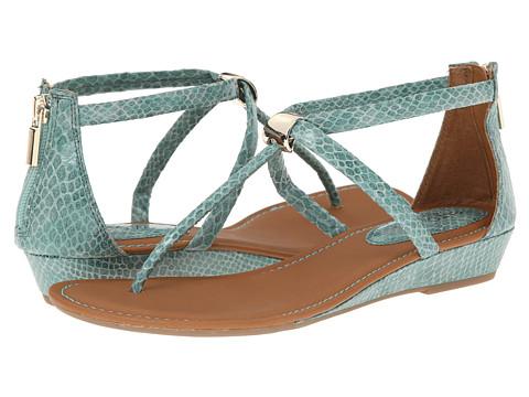 EuroSoft - Merritt (Teal) Women's Toe Open Shoes