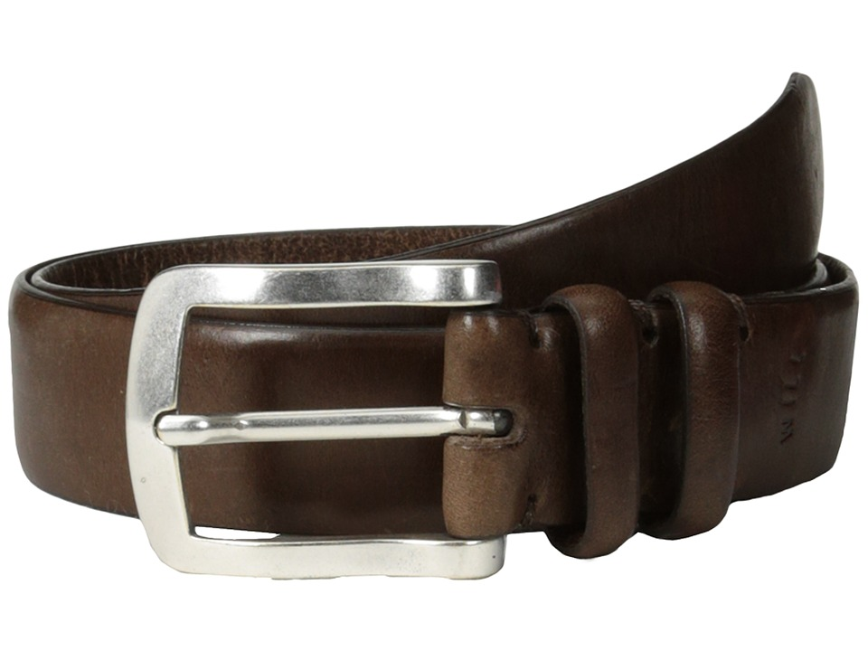 Will Leather Goods - Artisan Belt (Brown) Men's Belts