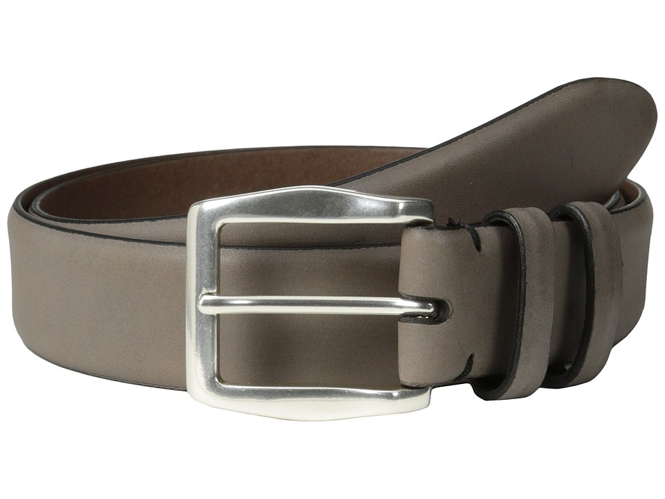 Will Leather Goods - Artisan Belt (Grey) Men's Belts