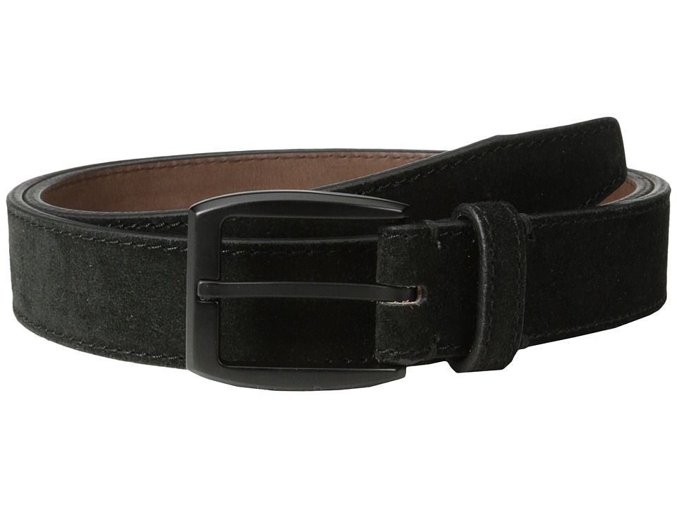 Will Leather Goods - Marlow Belt (Black) Men's Belts