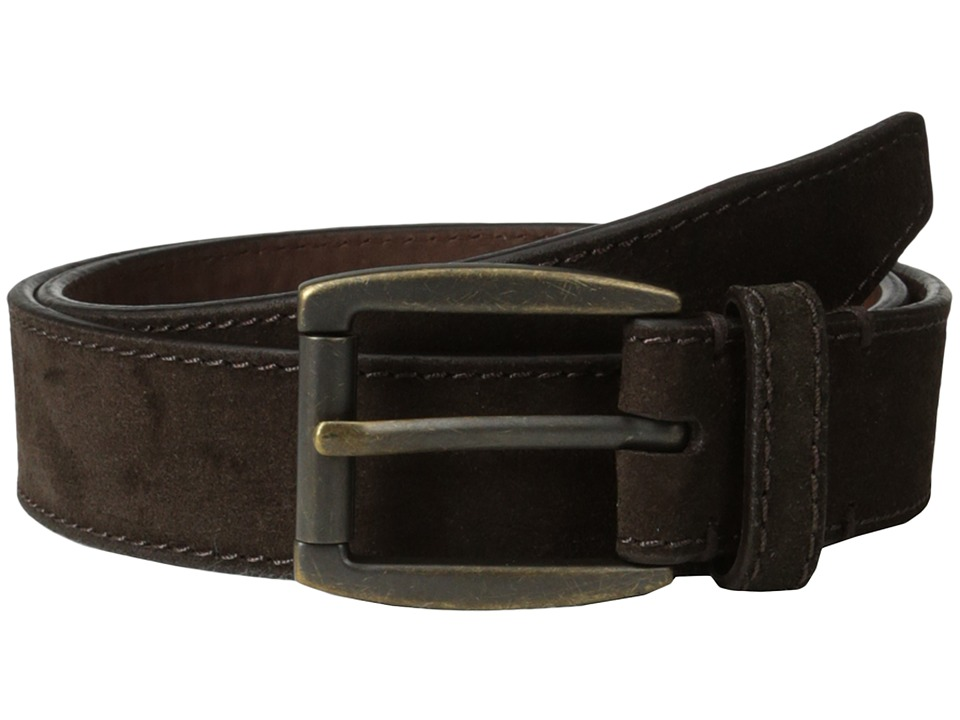Will Leather Goods - Marlow Belt (Brown) Men's Belts