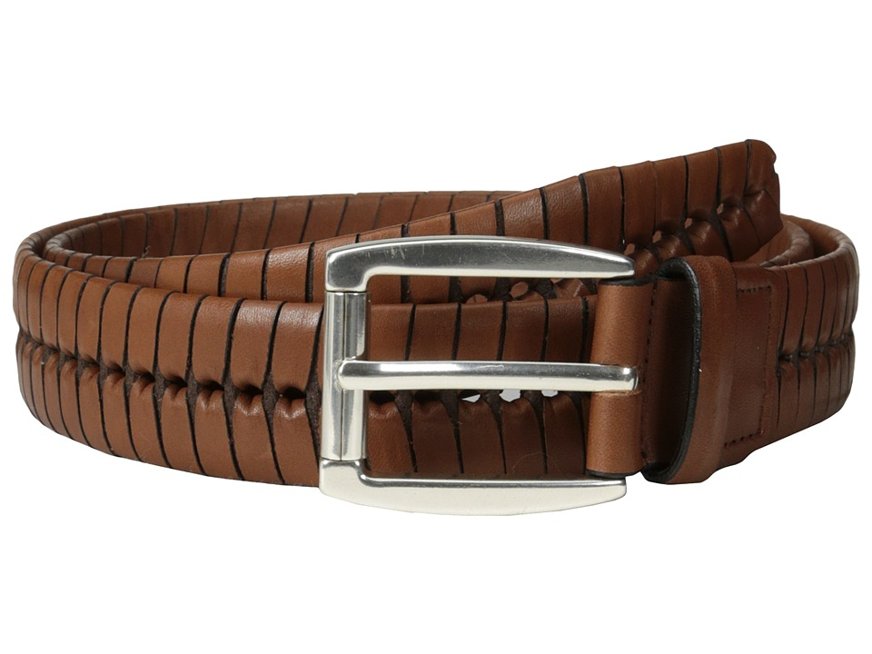 Will Leather Goods - Garrick Belt (Brown) Men's Belts