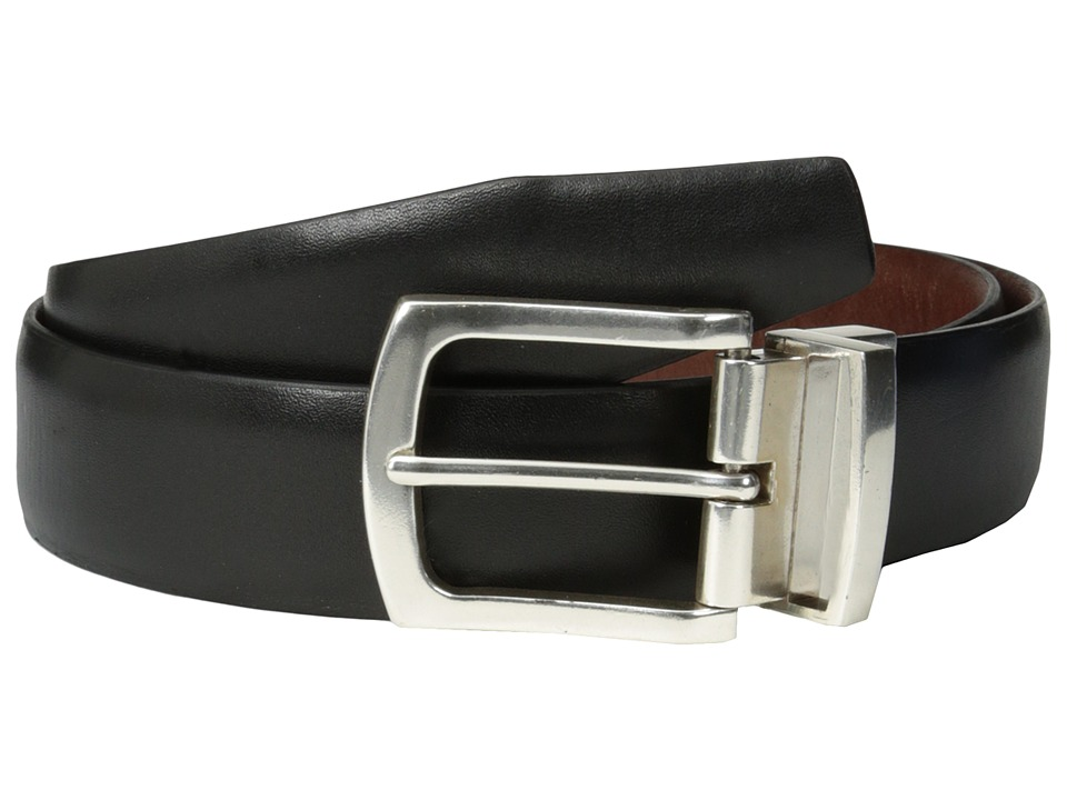 Will Leather Goods - Croft Belt (Black/Brown) Men's Belts
