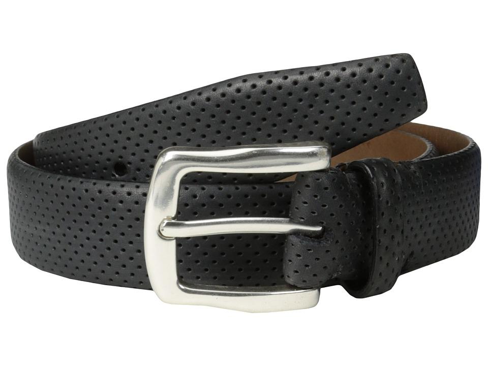 Will Leather Goods - Ollie Belt (Black) Men's Belts