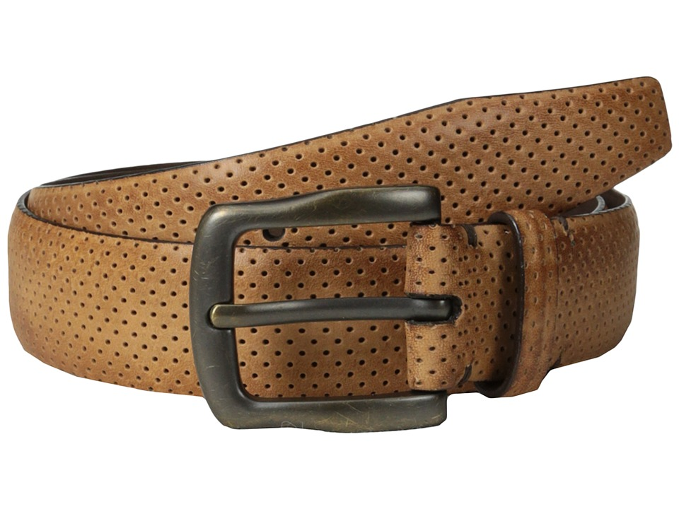 Will Leather Goods - Ollie Belt (Tan) Men's Belts