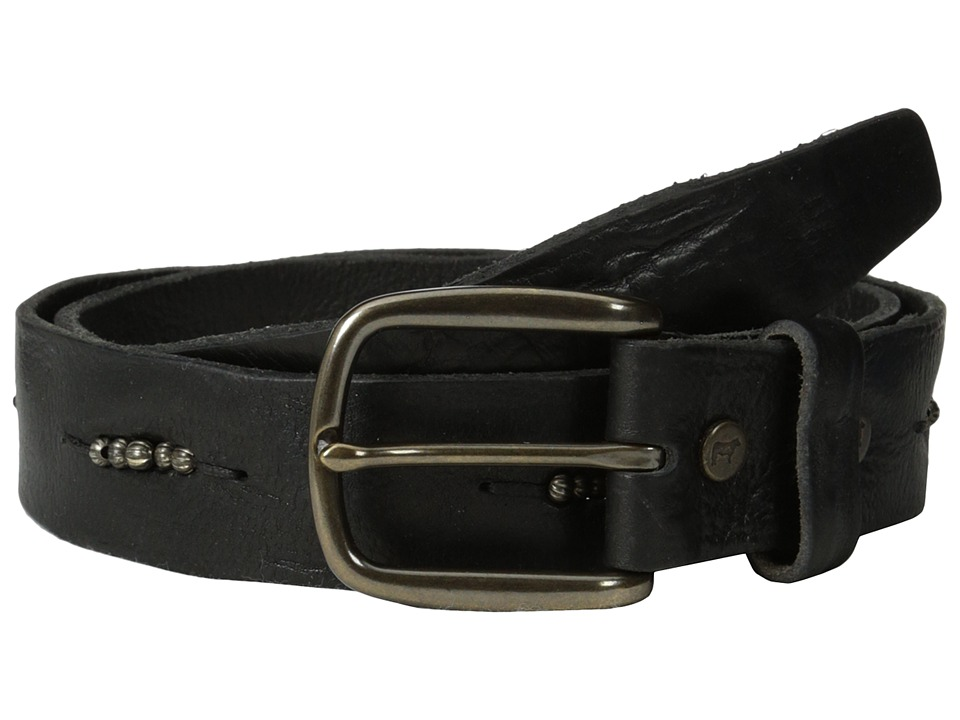 Will Leather Goods - Anselm Belt (Black) Belts