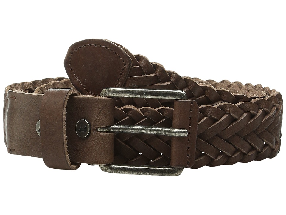 Will Leather Goods - Beulah Belt (Brown) Women's Belts