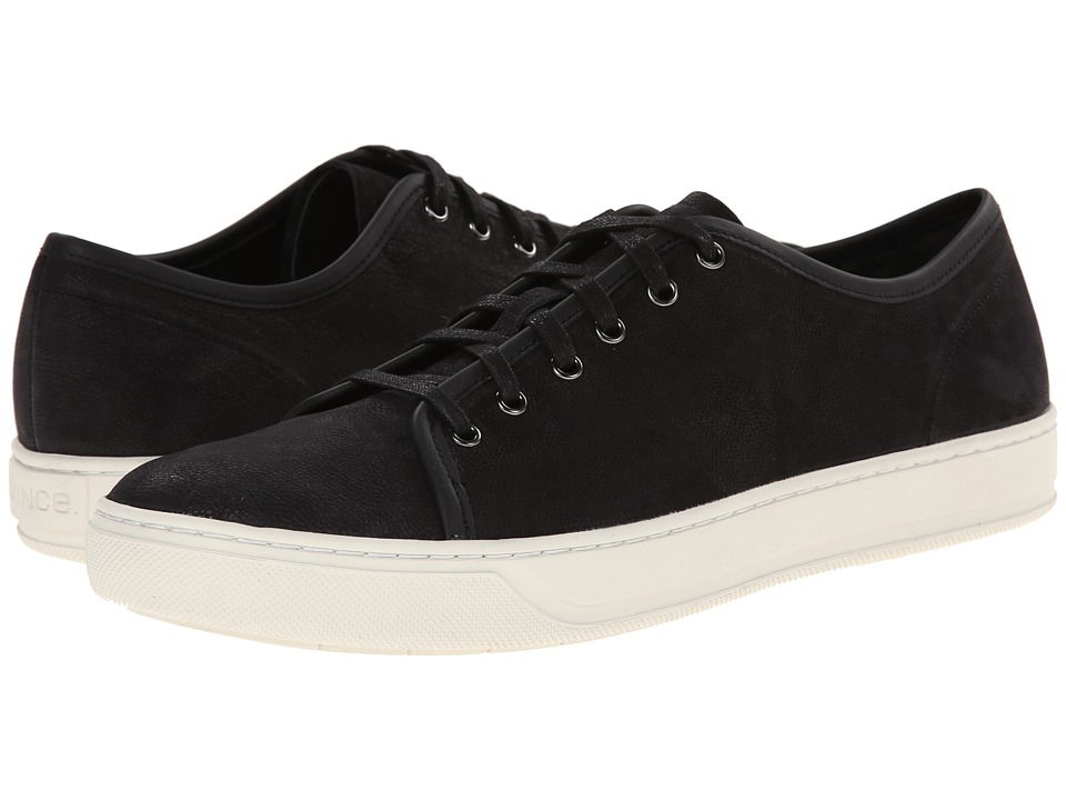 Vince - Austin (Black) Men's Lace up casual Shoes