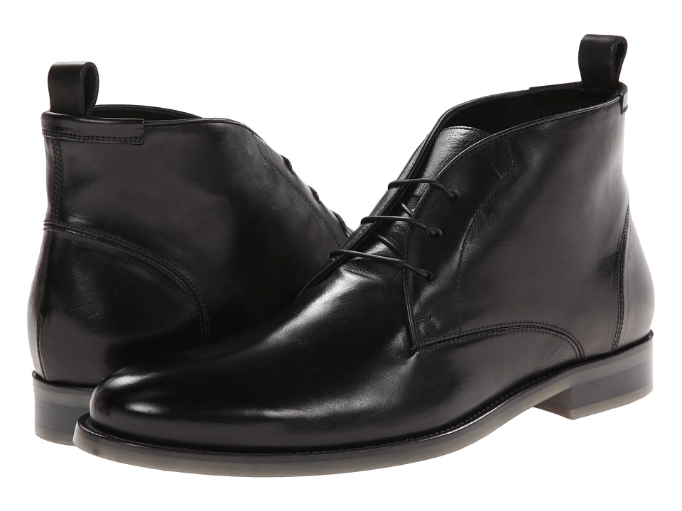 Vince - Miguel (Black) Men's Shoes