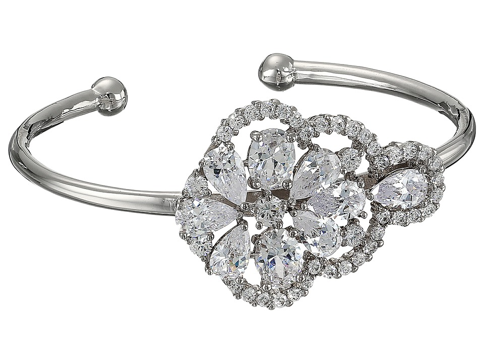 Nina - Lavana (Silver/CZ) Bracelet
