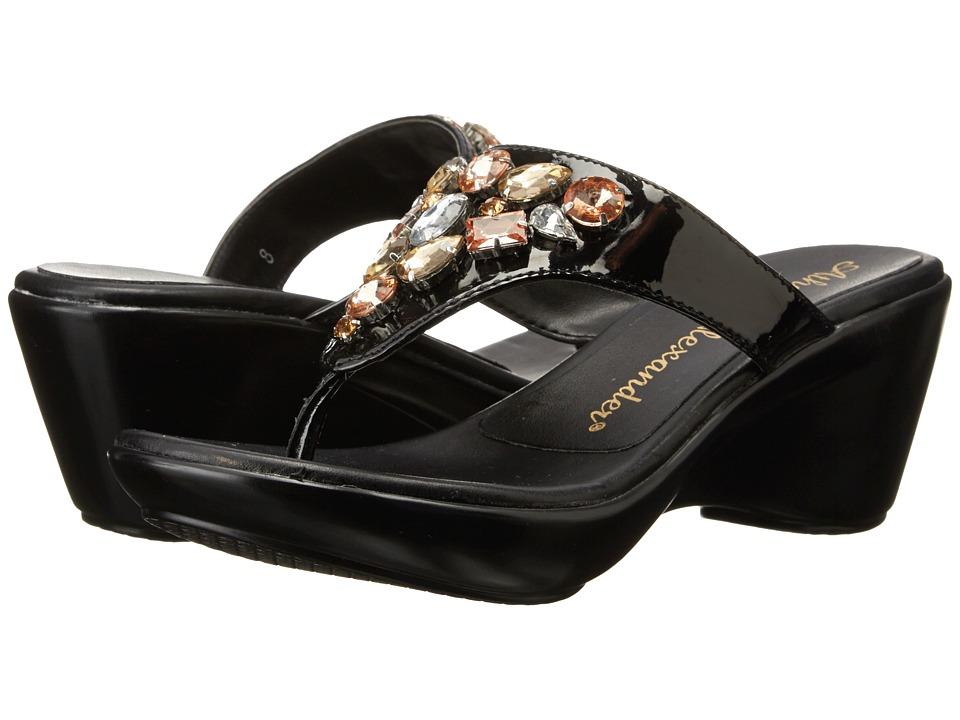 Athena Alexander - Shanda (Black Patent) Women's Shoes