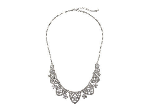 Nina - Dahnya (Silver/Crystal) Necklace