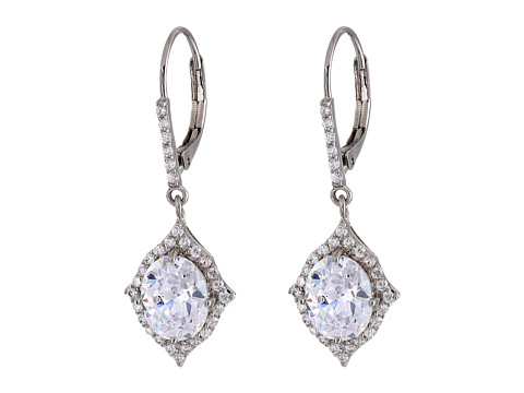 Nina - Jaffa (Silver/CZ) Earring