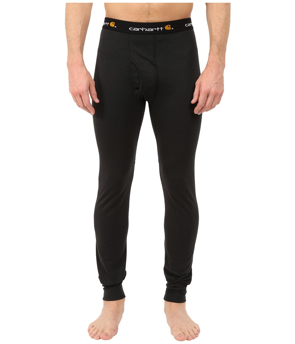 Carhartt - Base Force Super Cold Weather Bottom (Black) Men's Clothing