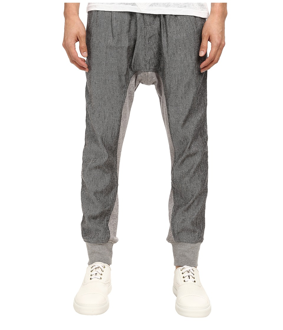 PRIVATE STOCK - The Mendip Pant (Grey) Men's Casual Pants
