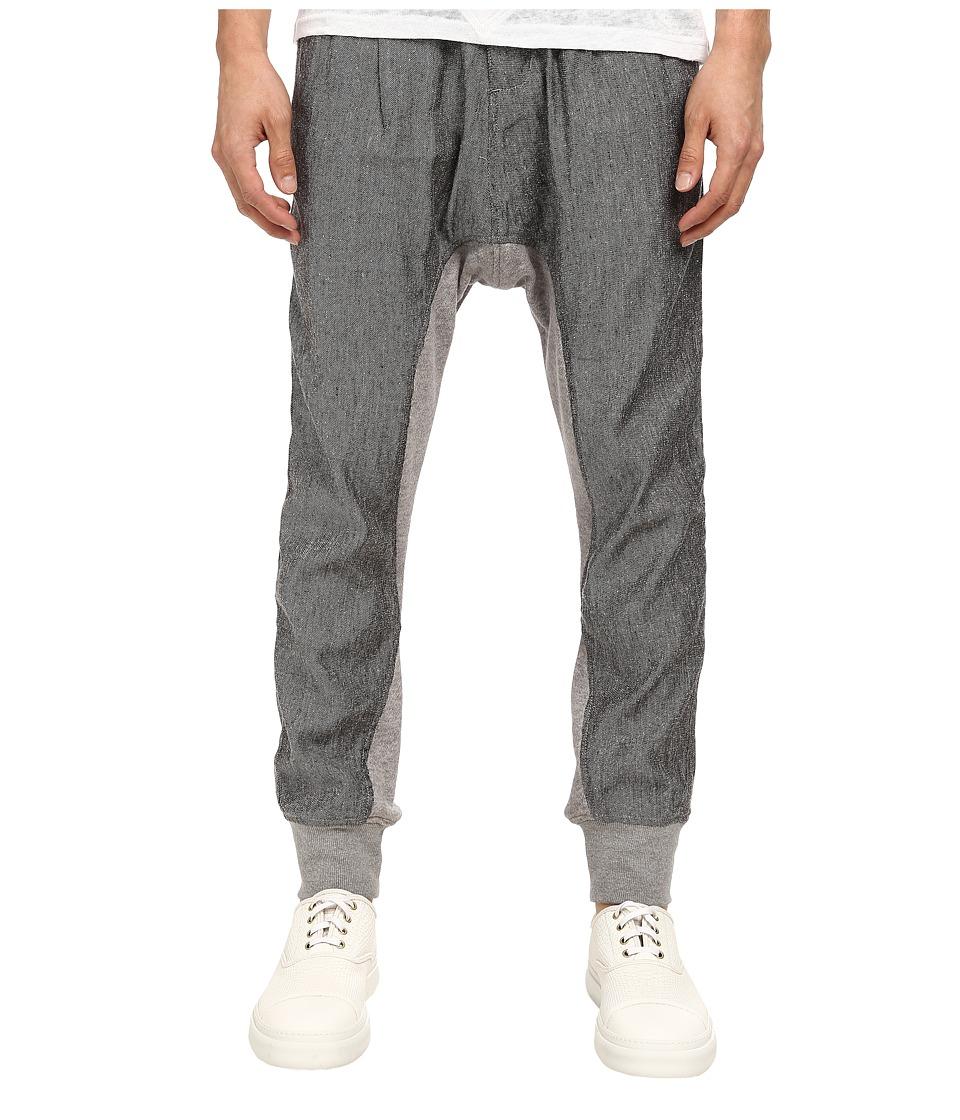 PRIVATE STOCK - The Mendip Pant (Grey) Men's Casual Pants
