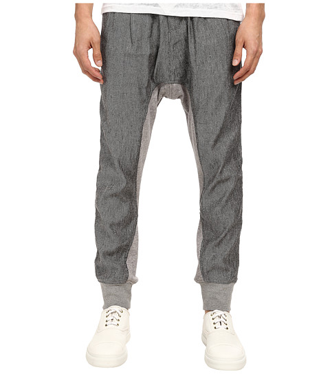 PRIVATE STOCK - The Mendip Pant (Grey) Men