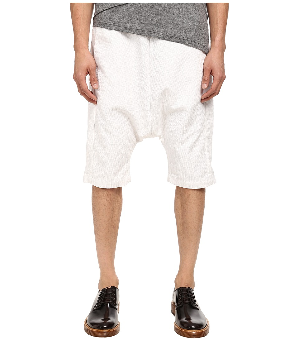 PRIVATE STOCK - The Holloway Short (White) Men's Shorts