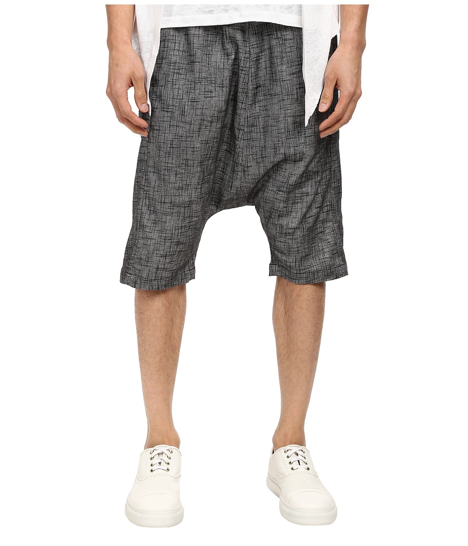 PRIVATE STOCK - The Holloway Short (Grey) Men's Shorts